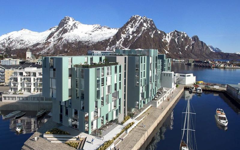 Kan bli 10 nye hotell