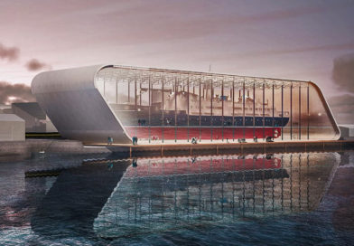 Glasshus til 150 millioner