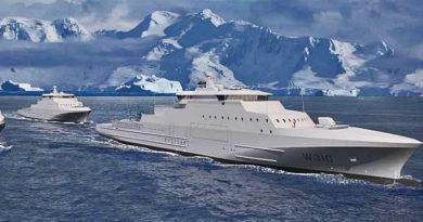 Nye skip til Kystvakta