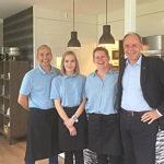 Ny kafé åpnet i Bø