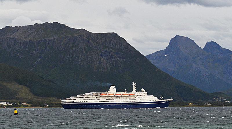Slutt for årets cruise