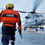 8 helikopter til Kystvakta
