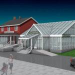 Vil bygge hagesenter