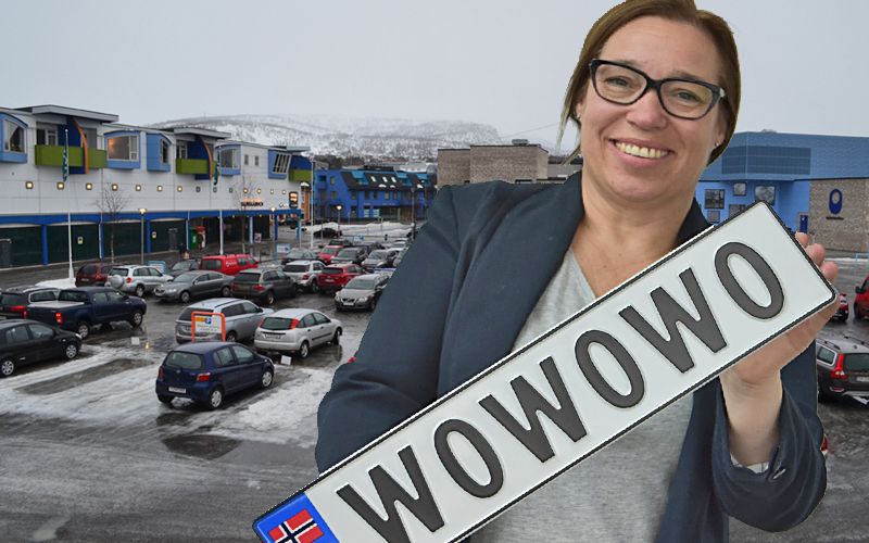 Statens vegvesen skilt