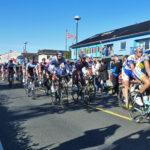 Mange lager sykkelfest