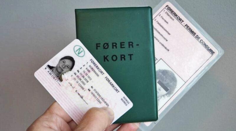 Førerkort varer kortere