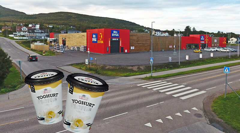 To yoghurt til 5.040,-