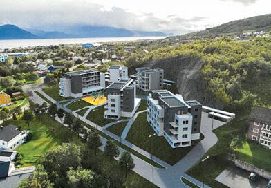 70 nye leiligheter