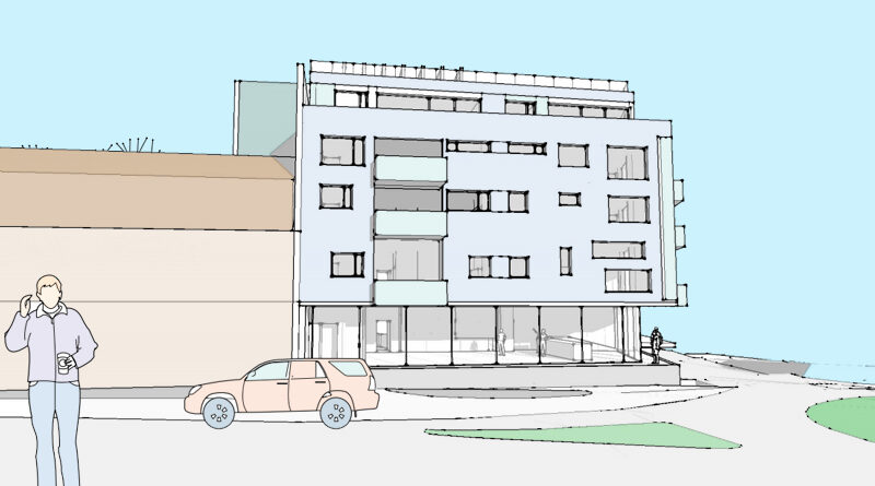 Planlegger ny bygård