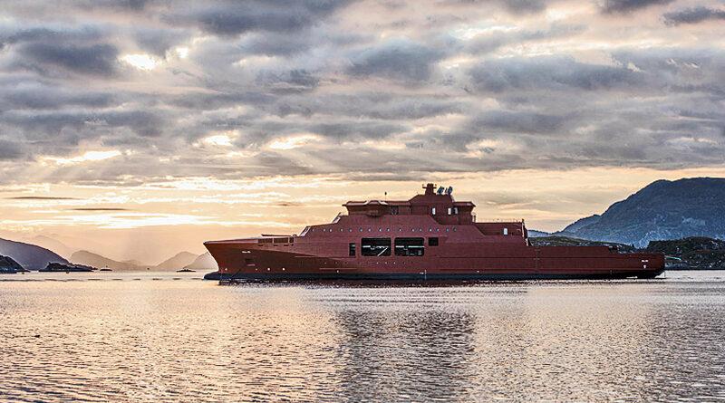Nye skip i kystvakt